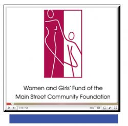Women and Girls Fund of the Main St Community Foundation